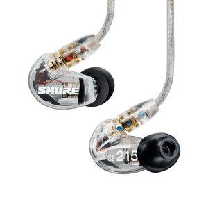 Audífonos In-Ear Profesionales Shure SE215