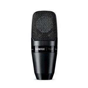 Micrófono condensador de captación lateral Shure PGA27
