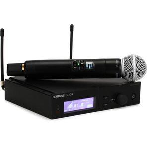 Shure SLXD24 / SM58 Sistema inalámbrico con transmisor de mano SM58