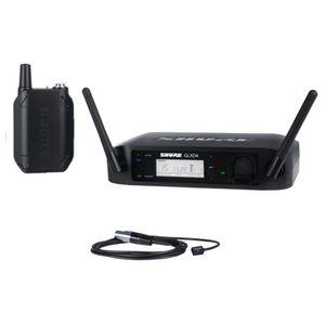 Shure GLXD14 / 93 Sistema de presentador inalámbrico digital con micrófono de solapa WL93